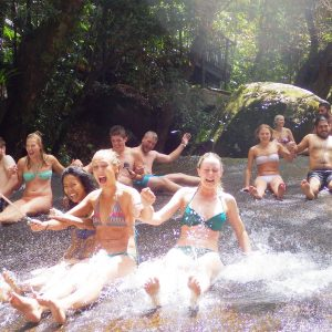 Uncle Brian's, Fun, Falls & Forest