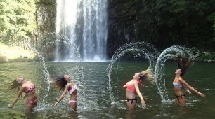 Millaa Millaa Falls, Cairns Waterfall tour