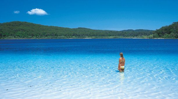 Fraser Island Camping Tour 3 days full of fun, swimming and hiking