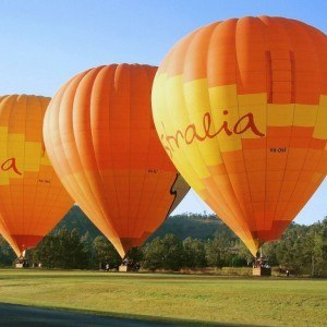 Hot Air Balloon Cairns (C30)