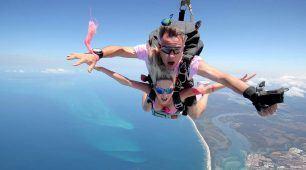 Sunshine Coast Tandem Skydive